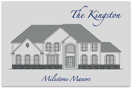 Milestone Manors - Kingston Model - 5 Robin Hill Way, Ringoes NJ