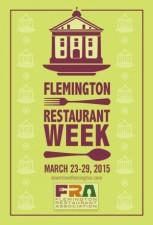 Restaurant Week in Flemington – 2015